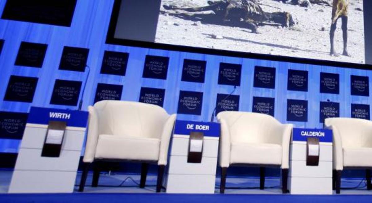 Κέντρο του πλανήτη από σήμερα το Νταβός | Newsit.gr
