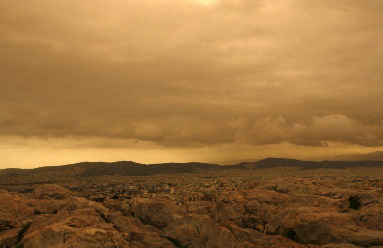 Αχαϊα: Αφρικανική σκόνη σκεπάζει την Πάτρα! | Newsit.gr
