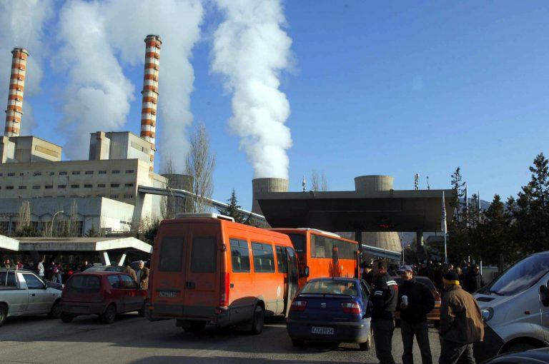 Κοζάνη: Συμβολική κατάληψη στον ΑΗΣ Πτολεμαϊδας   Newsit.gr