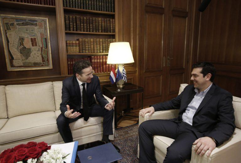 Μισή ώρα κράτησε η συνάντηση Τσίπρα – Ντάισελμπλουμ – Όλα στο τραπέζι στην συνάντηση με Βαρουφάκη   Newsit.gr