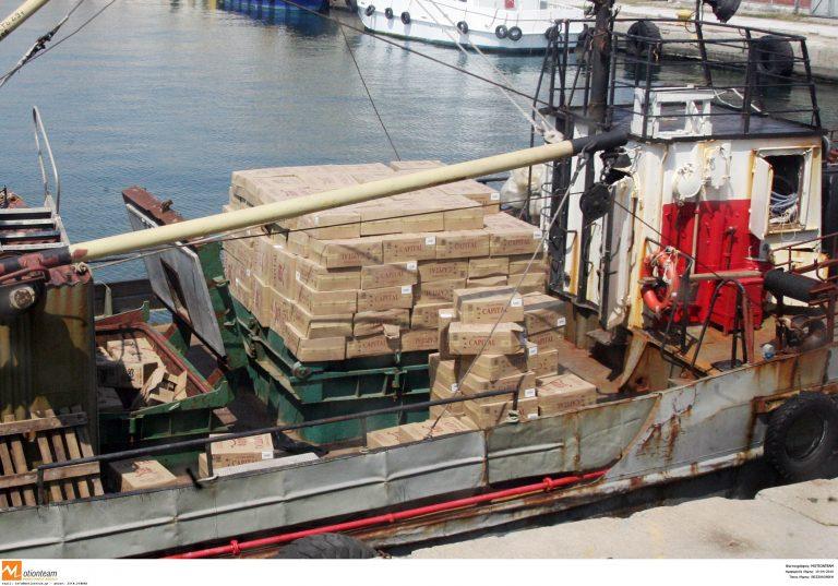 Τόνοι λαθραία τσιγάρα στο λιμάνι Ναυπλίου | Newsit.gr