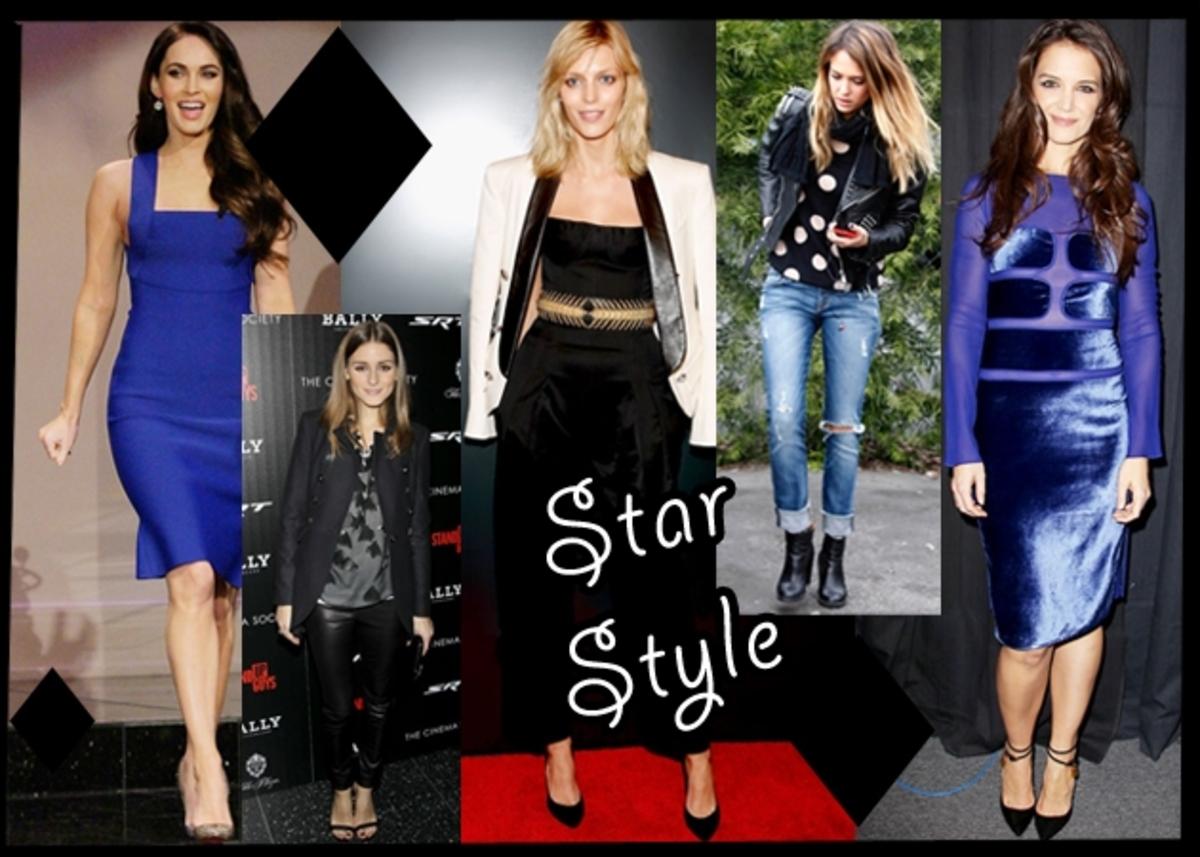 Τι φόρεσαν οι celebrities αυτήν τη εβδομάδα; Ψήφισε την πιο καλοντυμένη!   Newsit.gr