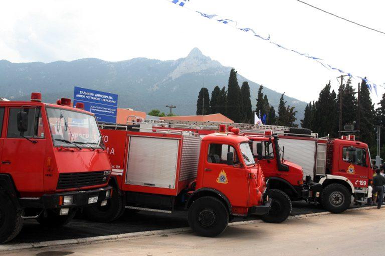 Αρκαδία: Προσλήψεις για οδηγούς δημάρχων και όχι για πυροσβεστικά οχήματα! | Newsit.gr