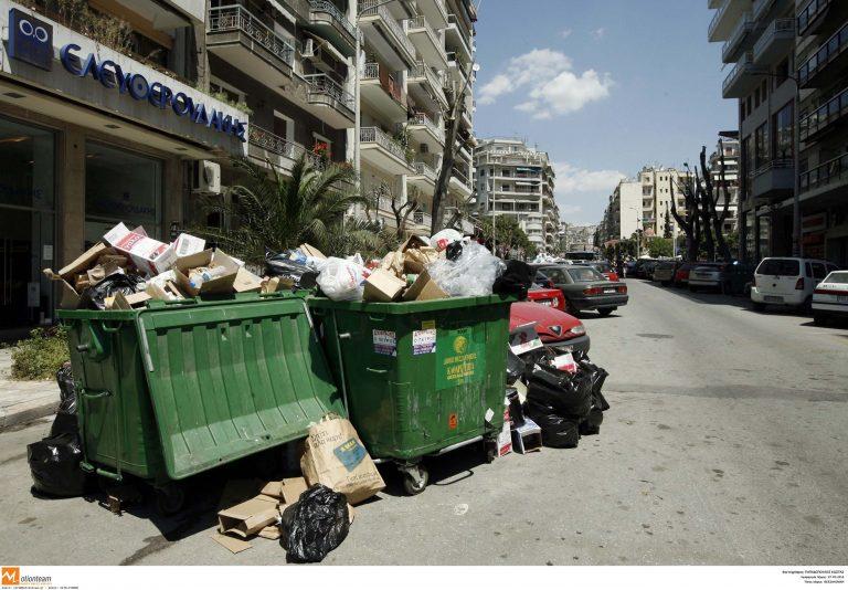 Θεσσαλονίκη: Η πόλη σκουπιδότοπος και οι ευθύνες… μπαλάκι! | Newsit.gr