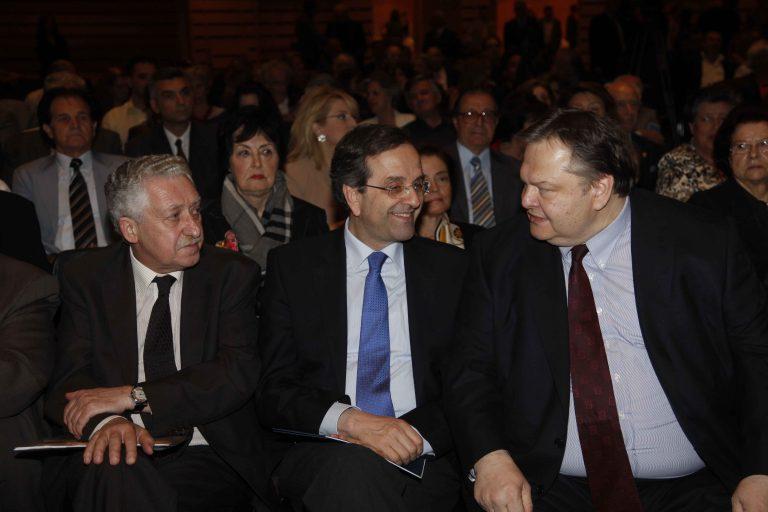 Και τώρα οι τρεις τους – Κυρίαρχος ο Σαμαράς αλλά ρυθμιστές Βενιζέλος, Κουβέλης – Κυβέρνηση εντός των επόμενων ωρών; – Ακούγονται ήδη ονόματα υπουργών   Newsit.gr