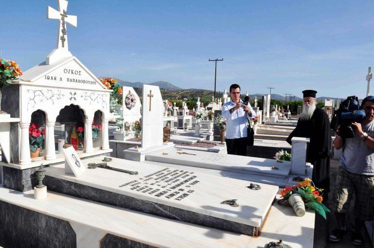 Σέρρες: Έκλεψαν τα καντήλια από το νεκροταφείο Καλόκαστρου | Newsit.gr
