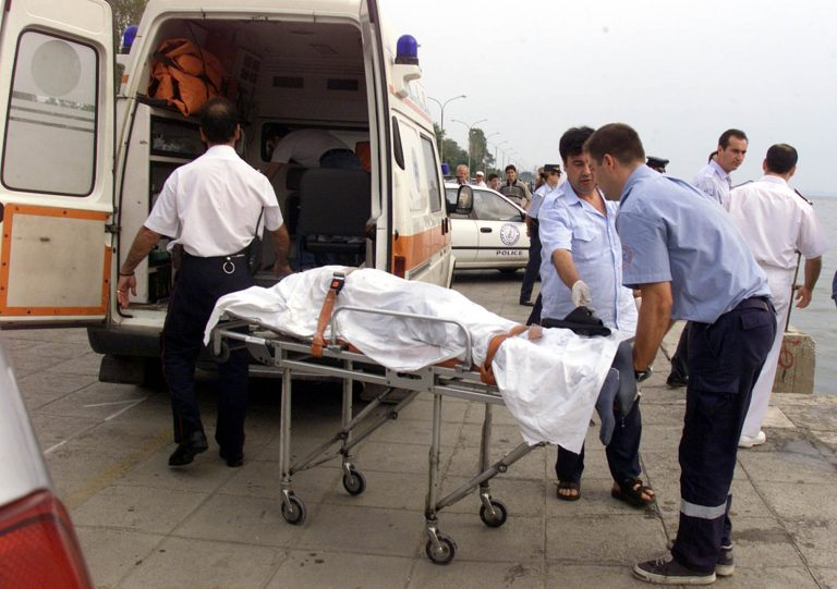 Ανασύρθηκε νεκρός στη θαλάσσια περιοχή της Θεσσαλονίκης | Newsit.gr