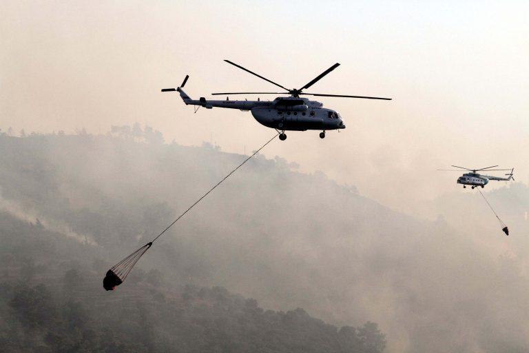 Λακωνία: Σβήνει η μία ανάβει η άλλη- Νέα φωτιά στην Αρεόπολη… | Newsit.gr