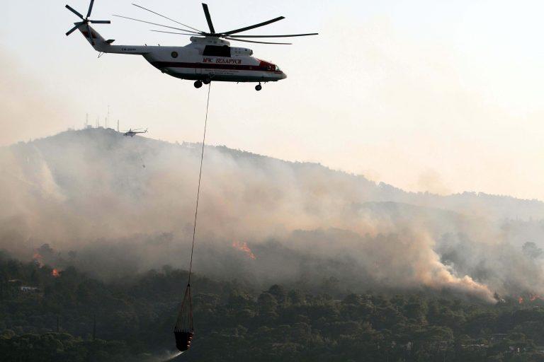 Σέρρες: Υπό έλεγχο οι δασικές πυρκαγιές   Newsit.gr