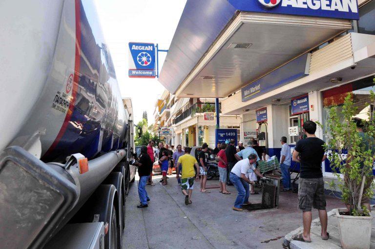 Κρήτη: Κίνδυνος στην ομαλή τροφοδοσία καυσίμων   Newsit.gr