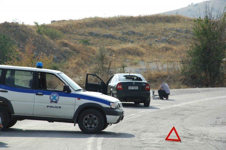 Κόρινθος: Άγρια καταδίωξη στην Ε.Ο. Αθηνών-Κορίνθου | Newsit.gr