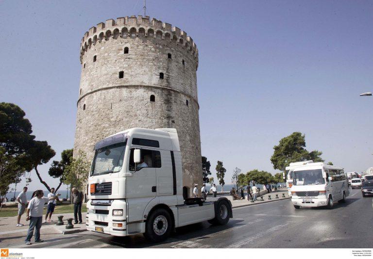 Χάος στη Μακεδονία: Ιδιοκτήτες φορτηγών κλείνουν τους δρόμους! | Newsit.gr