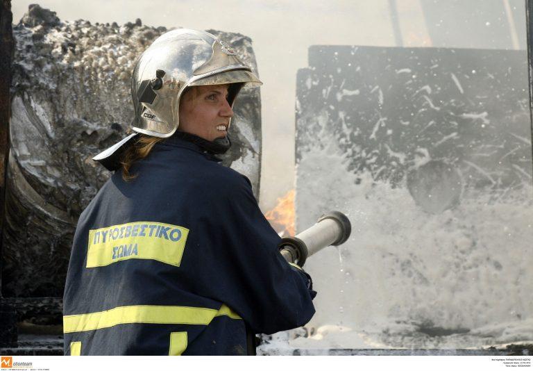 Κάηκε ζωντανός μέσα στο σπίτι του στην Αγία Τριάδα | Newsit.gr