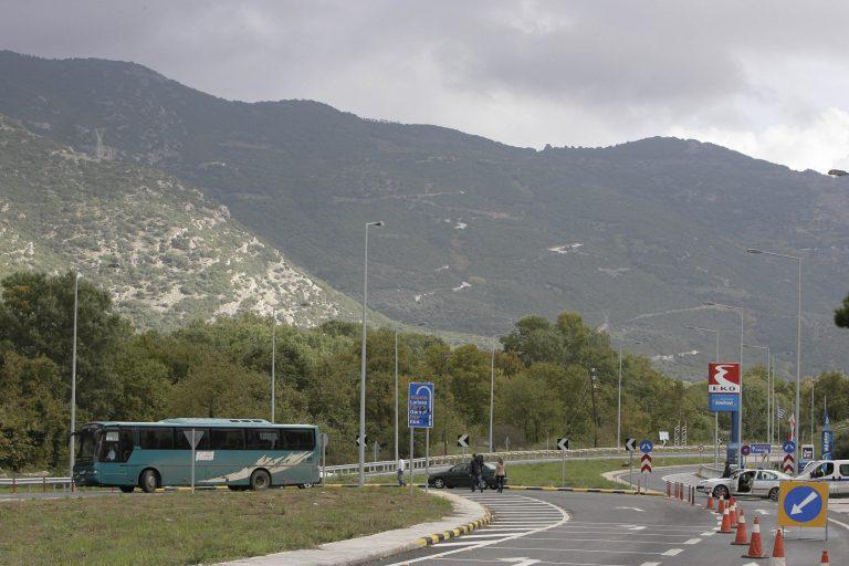 Διακοπή της κυκλοφορίας στον αυτοκινητόδρομο Τρίπολης – Καλαμάτας | Newsit.gr
