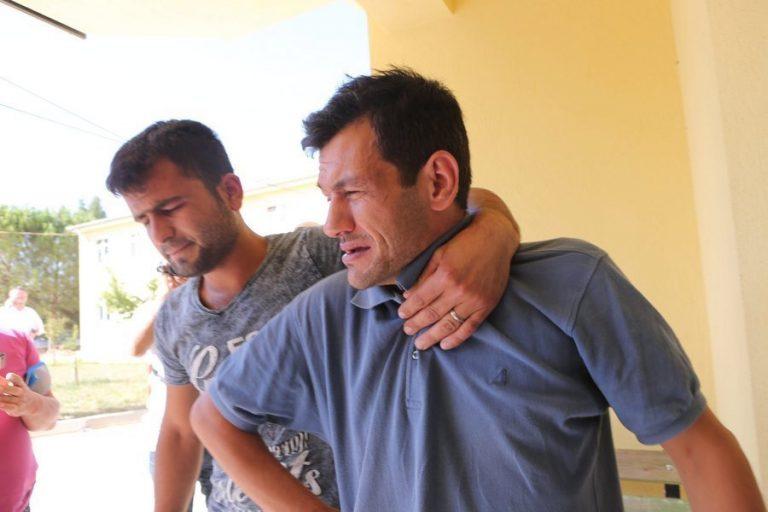 «Να δείχνετε τον Αϊλάν μήπως συγκινηθεί κανείς» λέει ο πατέρας του | Newsit.gr