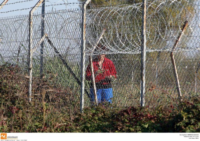 Παπουτσής: «Το τείχος στον Εβρο θα γίνει» | Newsit.gr