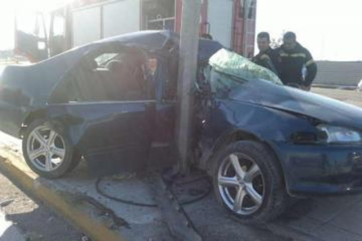 Πάτρα: Νεκρός ο οδηγός του αυτοκινήτου που κατέληξε σε στύλο της ΔΕΗ! | Newsit.gr