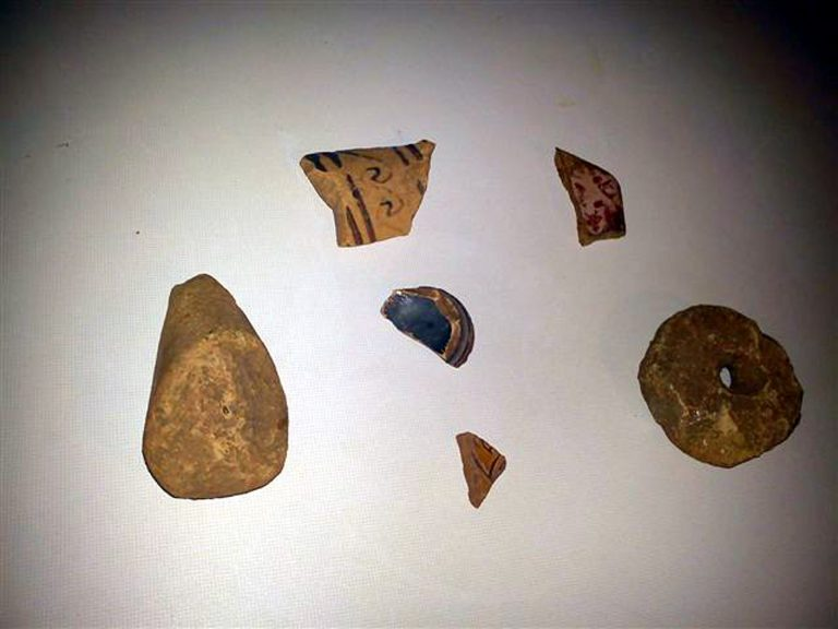 Κόρινθος: 21χρονος είχε στο αυτοκίνητό του αντικείμενα της Ρωμαϊκής Περιόδου | Newsit.gr