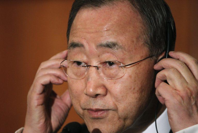 OHE προς 'Ασαντ: Σταματήστε να σκοτώνετε τους συμπολίτες σας | Newsit.gr
