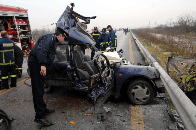 Θεσσαλονίκη: Μετωπική-θανάτου με μία νεκρή και τρεις τραυματίες!   Newsit.gr