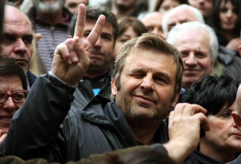 Απ. Γκλέτσος: «Είμαι ικανοποιημένος που λύθηκε το θέμα των διοδίων» | Newsit.gr