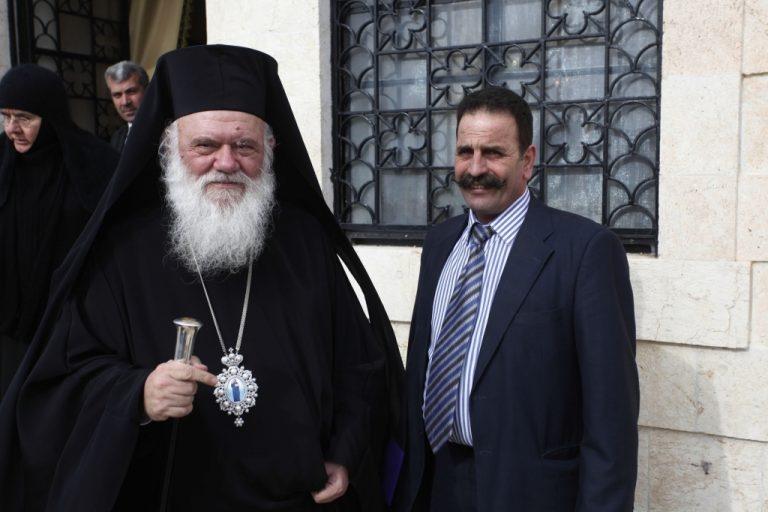 Προβληματισμένος και ο Αρχιεπίσκοπος για την Κάρτα του Πολίτη | Newsit.gr