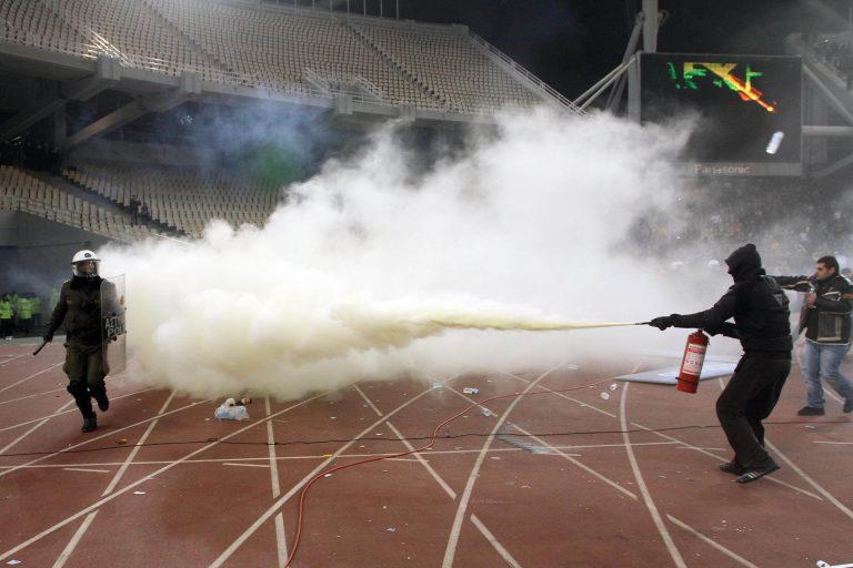 Θεσσαλονίκη: Προσαγωγές για τα επεισόδια μετά τον αγώνα ΠΑΟΚ – Ολυμπιακός | Newsit.gr