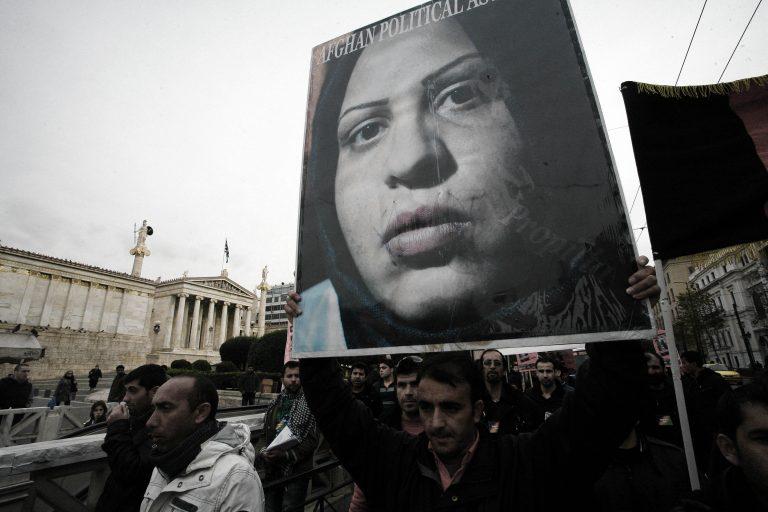 Θεσσαλονίκη: Πορεία για τους μετανάστες-απεργούς πείνας | Newsit.gr