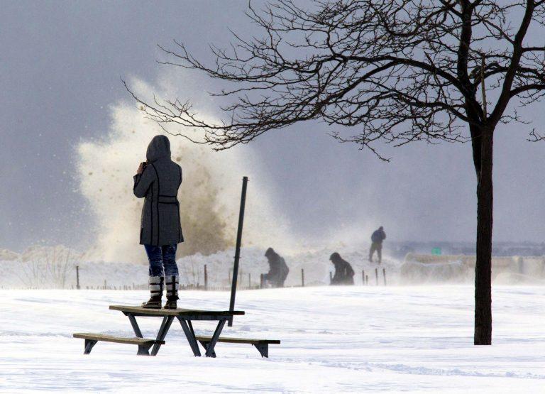 Φθιώτιδα: Ξεπέρασε τα 50 εκατοστά το χιόνι – Κλειστά τα σχολεία της περιοχής | Newsit.gr
