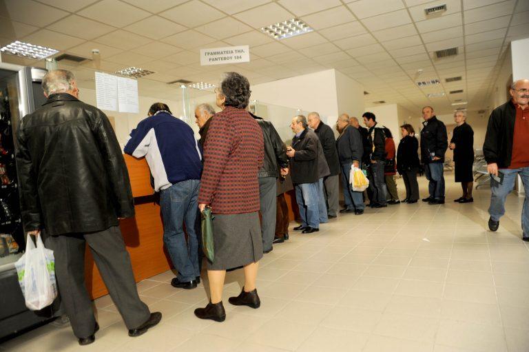Υπουργείο Οικονομικών: Το 50% του βασικού μισθού θα παίρνουν αρχικά όσοι βγαίνουν στην σύνταξη από το 2013   Newsit.gr
