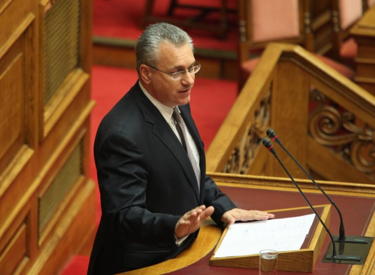 Μαρκόπουλος προς Χρυσοχοϊδη: «Σχεδιάζετε μια χώρα με μισθούς Βουλγαρίας, φόρους Σουηδίας και κοινωνικό κράτος Μαλάουι» | Newsit.gr