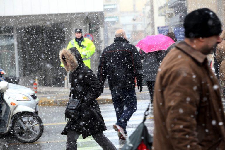 Κακοκαιρία με βροχές καταιγίδες και χιόνια – Έκτακτο δελτίο επικίνδυνων καιρικών φαινομένων! | Newsit.gr