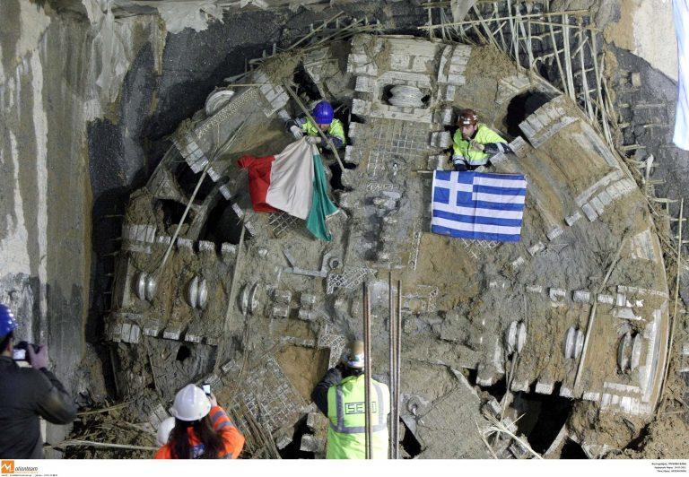 Θεσσαλονίκη: Άνοιξε το εργοτάξιο του μετρό, στον σταθμό της Βενιζέλου   Newsit.gr