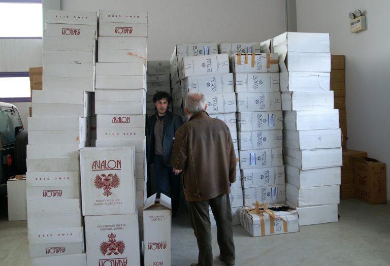Ηράκλειο: Μπλόκο στο τελωνείο για λαθραία τσιγάρα | Newsit.gr