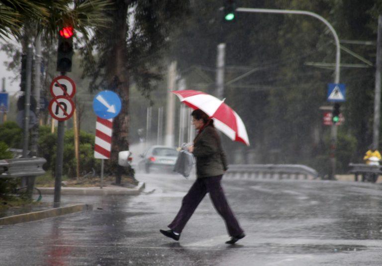 Βροχερός σήμερα ο καιρός – Κρύο το Σαββατοκύριακο | Newsit.gr