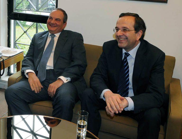 Τι λέει στο νέο του βιβλίο ο Γ.Λούλης για Καραμανλή-Σαμαρά | Newsit.gr