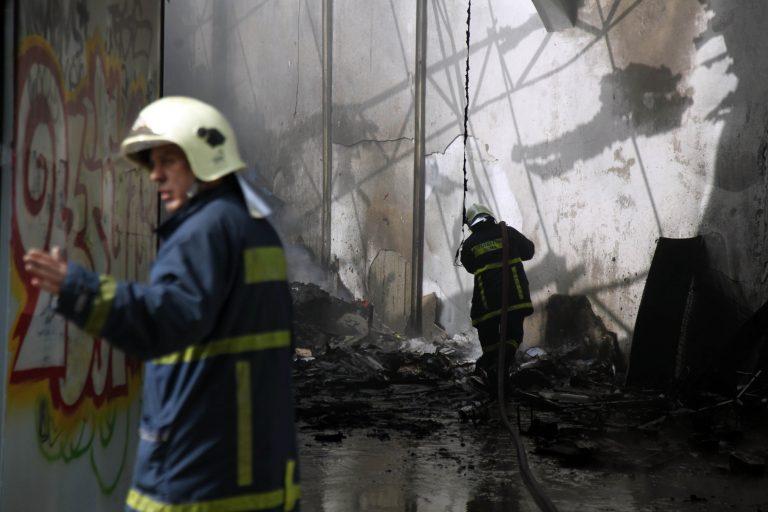 Θεσσαλονίκη: Πυρκαγιά σε υπόγειο πολυκατοικίας | Newsit.gr