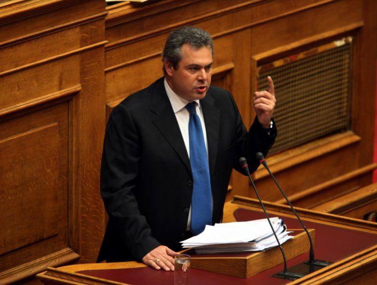 Καμμένος: «Ο Παπανδρέου είναι έμμισθος broker» – ΝΔ: «Προσωπικές οι απόψεις του» | Newsit.gr