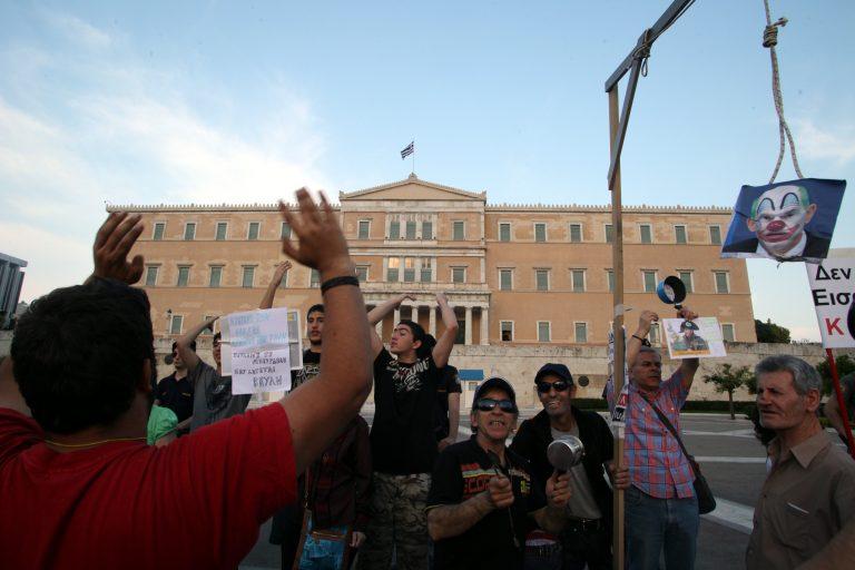 Οι Αγανακτισμένοι φέρνουν ανασχηματισμό ή εκλογές;   Newsit.gr