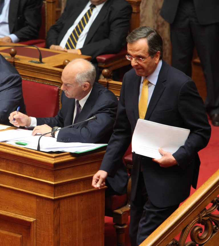 Ανοίγει η ψαλίδα υπέρ της ΝΔ- Πρώτο κόμμα οι… »αναποφάσιστοι»! | Newsit.gr