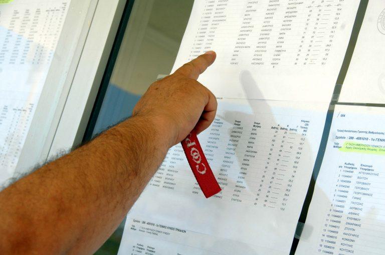 Νέα αναβολή στην ανακοίνωση των βάσεων – Παράταση της αγωνίας | Newsit.gr