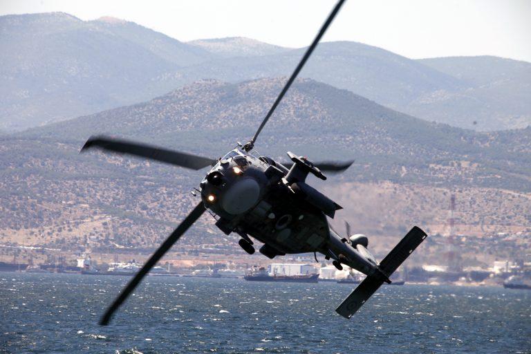 Σύμη: Επιχειρηματίας τα έκανε… λίμπα με το ελικόπτερό του! | Newsit.gr