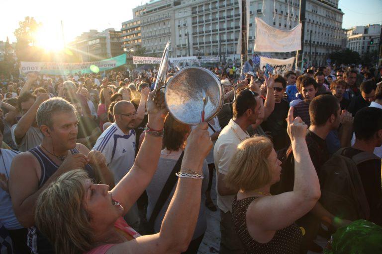 Πάτρα: »Αγανακτισμένοι» δίνουν ραντεβού στα γραφεία του ΠΑΣΟΚ | Newsit.gr