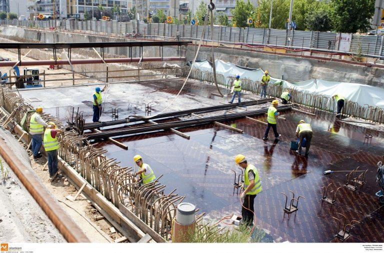 Θεσσαλονίκη: »Έτοιμη η βασική γραμμή του μετρό το 2015»! | Newsit.gr