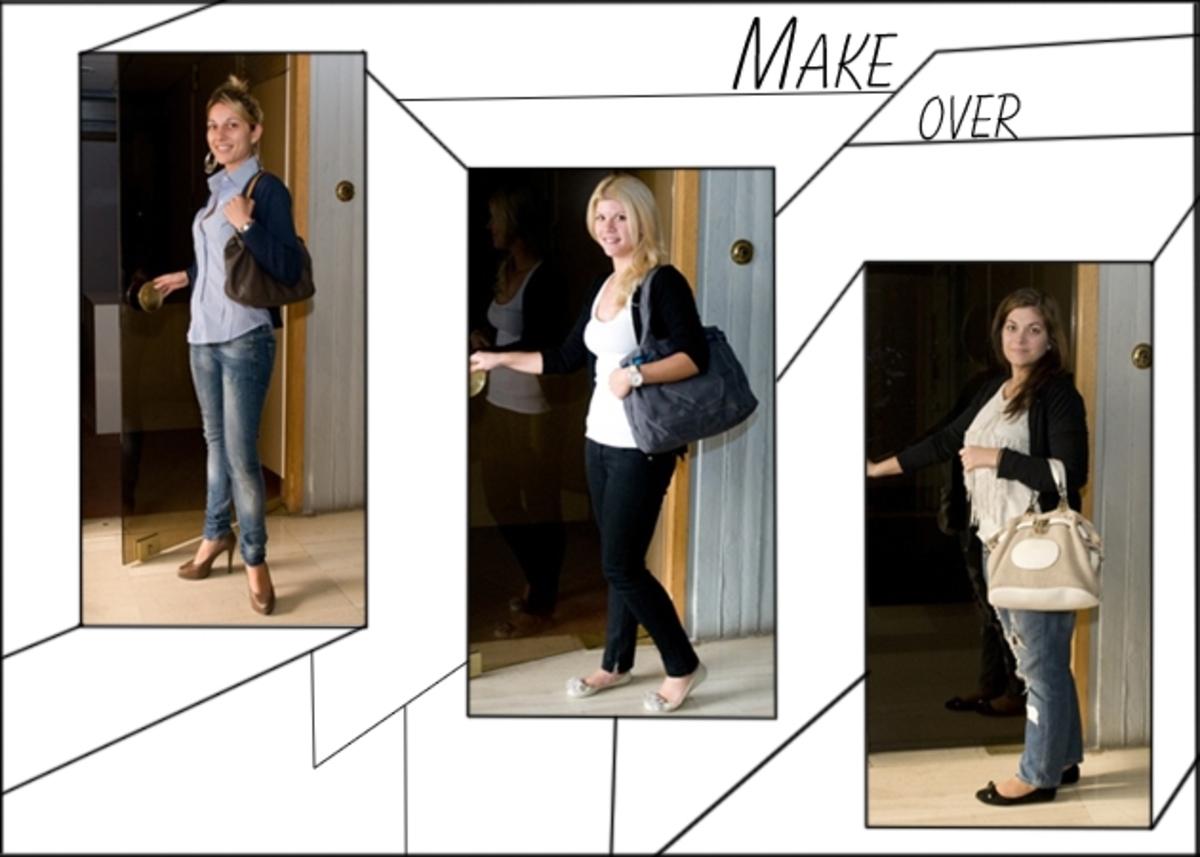 Οι αναγνώστριες του TLIFE αλλάζουν στιλ με την βοήθεια της fashion editor! | Newsit.gr