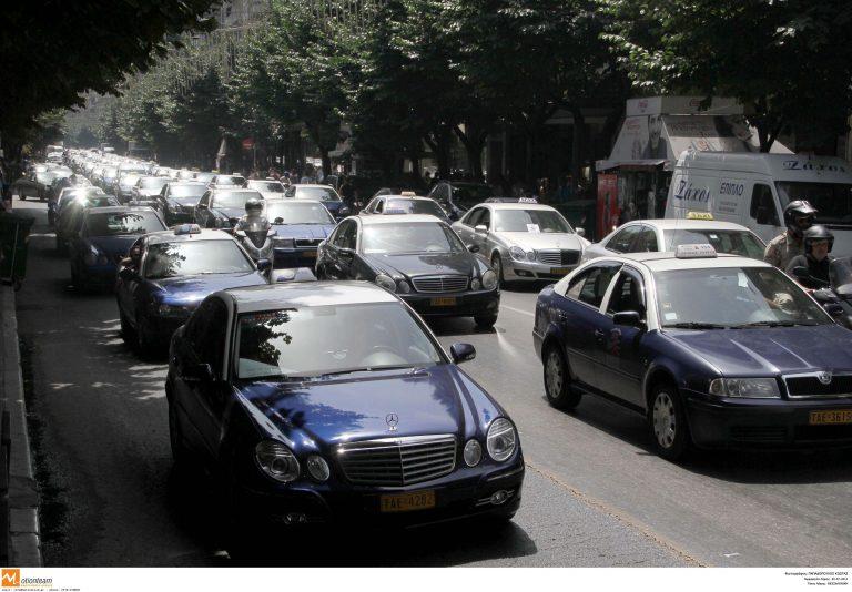 Ραντεβού στο Μηχανολογικό έχουν δώσει αύριο τα ταξί της Θεσσαλονίκης | Newsit.gr