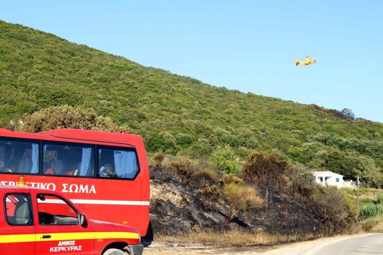 Καίνε πάλι την Κέρκυρα – Νέο μέτωπο | Newsit.gr
