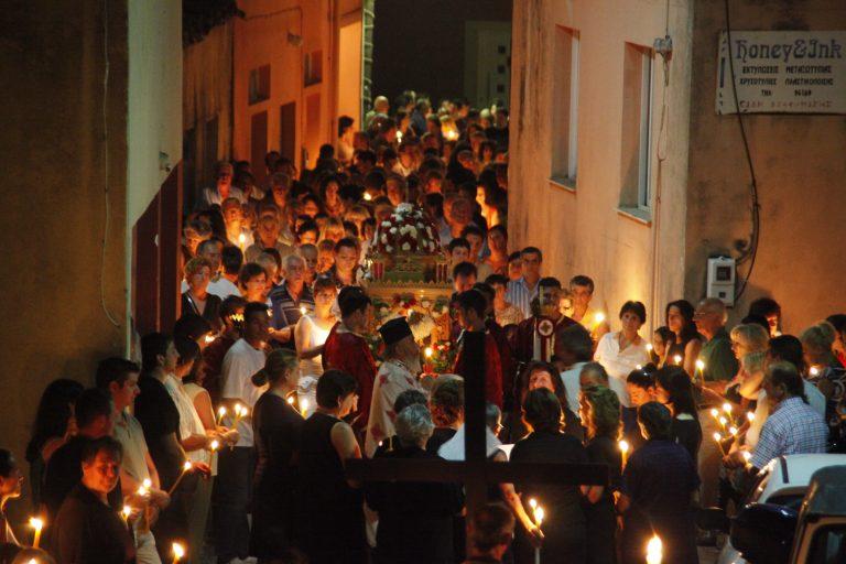Πιερία: Περιφορά Επιταφίου σε χωριό μετά από 80 χρόνια! | Newsit.gr