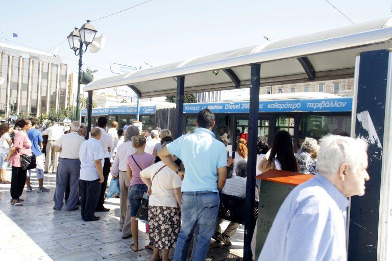 Δευτέρα… ταλαιπωρίας με στάσεις σε τρόλεϊ και λεωφορεία! | Newsit.gr