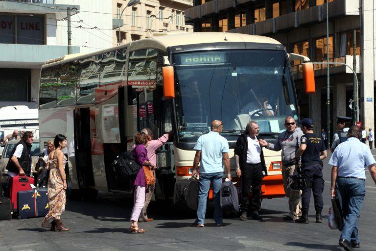 Ζάκυνθος:Επιβάτης λεωφορείου αψήφησε το κρύο και άρχισε να κάνει στριπτίζ!   Newsit.gr